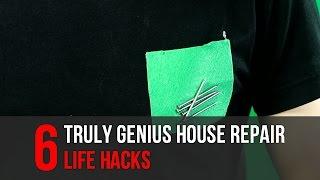 6 simple life hacks