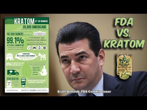 FDA vs. Kratom