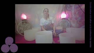 Focus on Breathing - Meditation - Quartz Singing Bowls