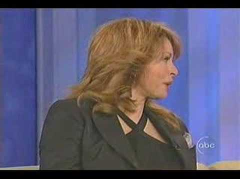 The View 1-18-07 Raquel Welch