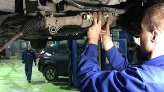 Проблема рейкамен Lexus IS250