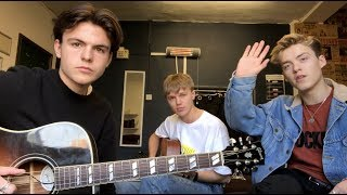 Ed Sheeran - South of the Border (feat. Camila Cabello & Cardi B) (New Hope Club Cover)