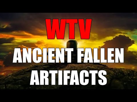 What You Need To Know About ANCIENT FALLEN ARTIFACTS