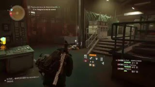 The Division - Judge Yourself! Kick out Behavior
