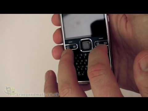 Nokia E72 unboxing video