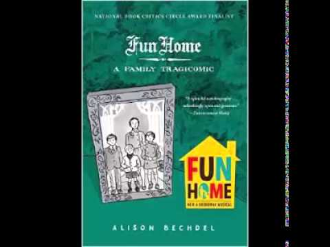 Fun Home, A Family Tragicomic