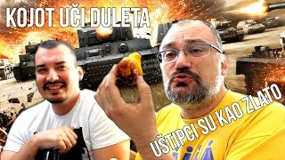 World of tanks #1  - Kojot uči Duleta [PCAXE.COM]
