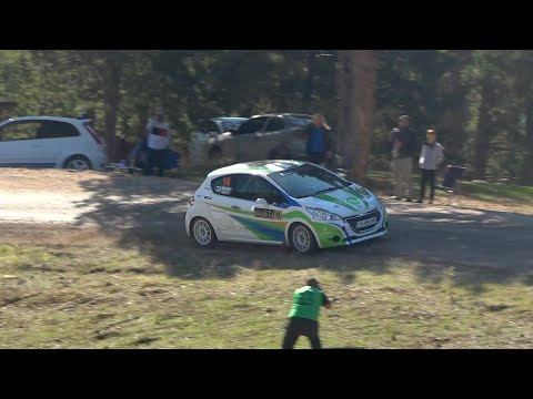 Nikola Mishev - Yanaki Yankiev | Peugeot 208 R2 | 2019 Yeşil Bursa Rallisi