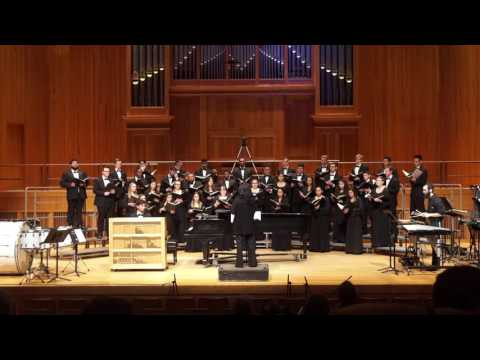 Three Nocturnes- Dan Forrest, QC Choir (Aaron Copland School of Music)