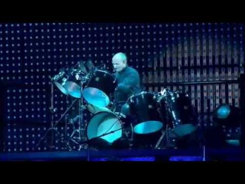 Phil Collins - In The Air Tonight (Finally....The First Farewell Tour 2004)