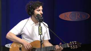 "Junip performing ""Your Life Your Call"" Live on KCRW"