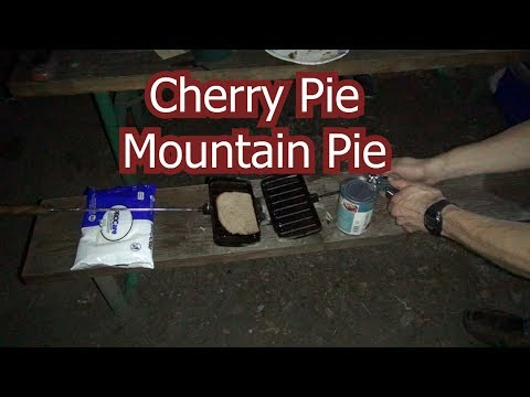 Mountain Pie Making