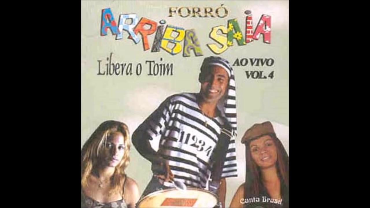 cd forro arriba saia vol 4