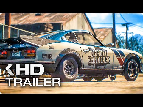 NEED FOR SPEED: Payback 'Anpassung' Trailer (2017)