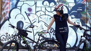 Велосипеды, люди и памп / Очень странный велоблог
