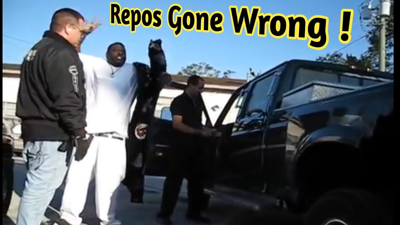 Repo Gone Wrong | Tow Truck Drivers Making A Repo Gone Wrong