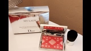 DIor Blush - My Lady - Cannage Edition Thumbnail