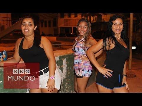 Cómo es una fiesta funk en una favela de Río de Janeiro