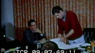 "Jerry Lewis Janet Leigh 1966 behind the scenes featurette ""Man in Motion"""