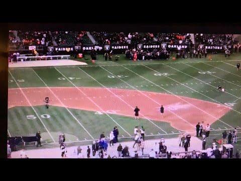 Denver Broncos At Oakland Raiders MNF NFL 2019 Livestream Talk