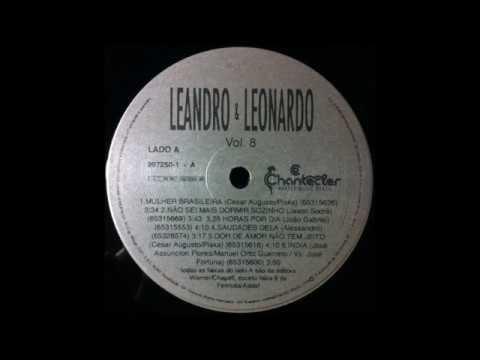 Leandro & Leonardo - Dor De Amor Não Tem Jeito (LP/1994)