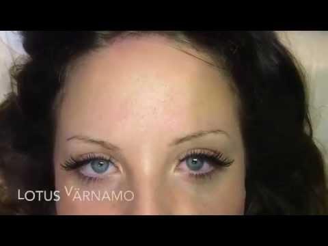 LOTUS Academy Ögonfransförlängning Eyelash extention