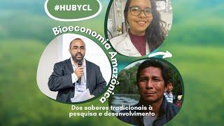 Mini documentário Bioeconomia Amazônica: Dos saberes tradicionais à pesquisa e desenvolvimento.