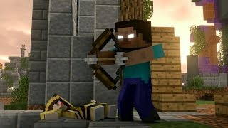 ✔ SKYWARS VS HEROBRINE! ANIMAÇÃO DE MINECRAFT