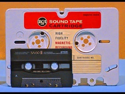 CLASSIC TV COMMERCIALS #1 - 1958: The 1st Cassette Tapes (720p)