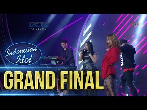 MARIA ft. JEVIN JULIAN - RISALAH HATI (Dewa) - Grand Final - Indonesian Idol 2018