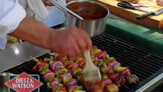 Grilling Ideas: Kebabs and Skewers