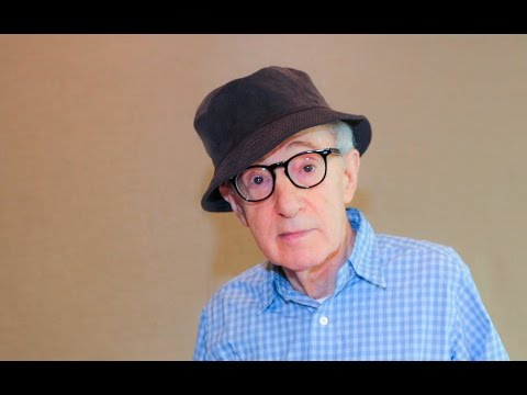 """Woody Allen on New York, Television and """"Crisis in Six Scenes"""""""