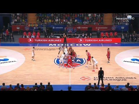 EUROLEAGUE 19-20 - W19 - CSKA MOSCOW-REAL MADRID