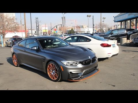Is the BMW M4 GTS worth $70,000 more than a BMW M4?