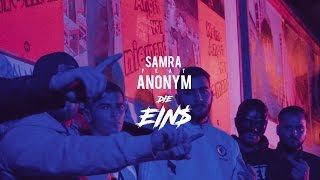 Samra feat. Anonym - Die Eins (Official 4K Video)