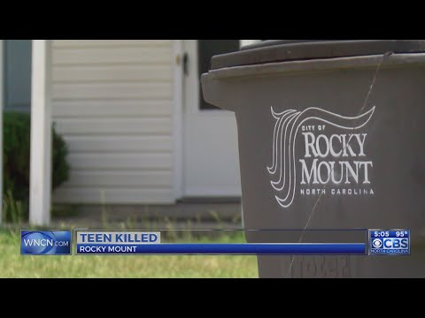 16-year-old fatally shot in Rocky Mount