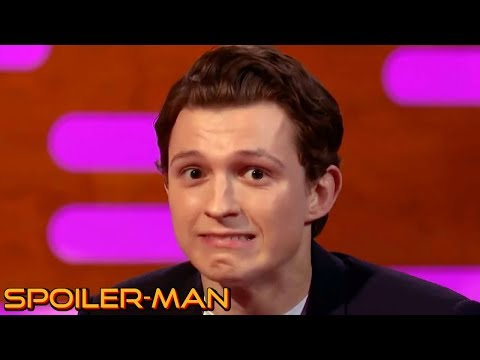 Tom Holland Spoilers Compilation