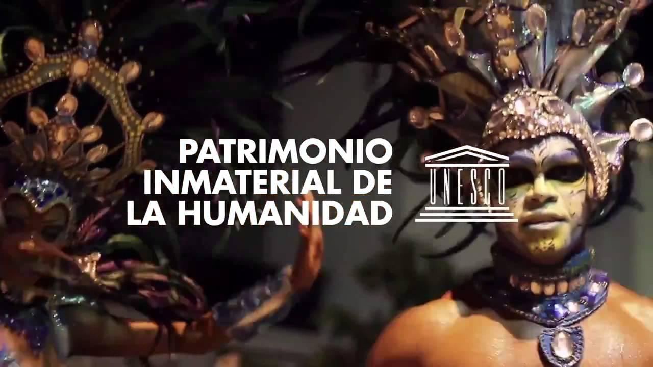 Carnaval De Barranquilla Patrimonio Inmaterial De La Humanidad Youtube