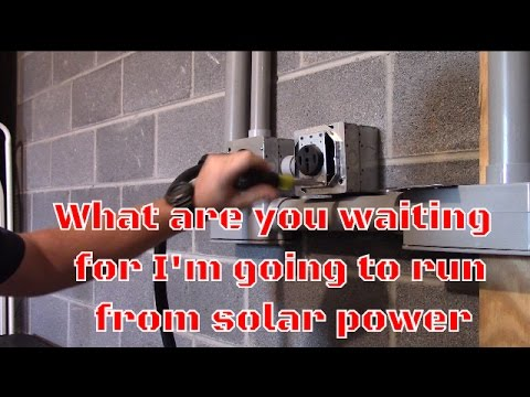 My solar is automatic now and it's amazing how easy it is to modify.
