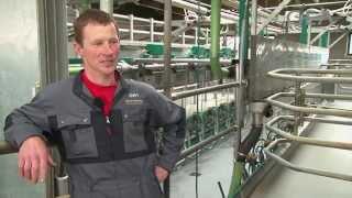 GEA Farming - Mr. Bragard à propos d' économiser le travail - FR