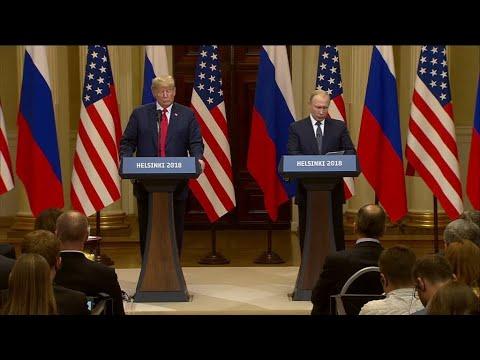 تصريحات ترامب أمام بوتين تثير عاصفة من الانتقادات  - نشر قبل 16 دقيقة
