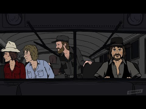 Mike Judge Presents: Tales from the Tour Bus! Waylon Jennings Part 2 Teaser