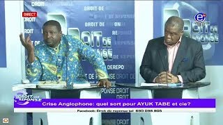 DROIT DE REPONSE DU DIMANCHE 04 FEVRIER 2018 EQUINOXE TV