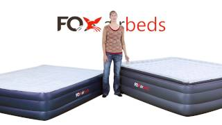 Fox Airbeds California King And Plush High Rise King Comparison Video