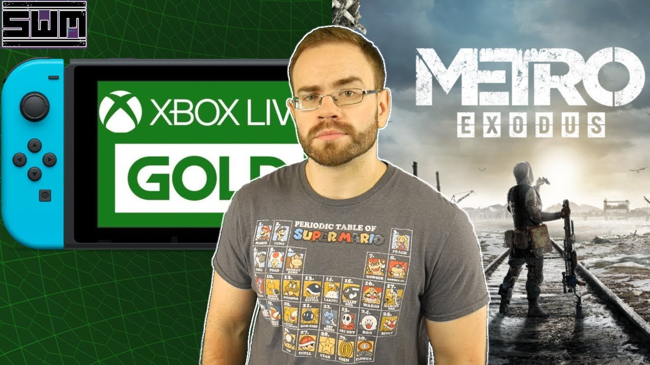 The Nintendo Switch And Xbox Get Closer And The Metro Exodus Situation Gets Worse | News Wave