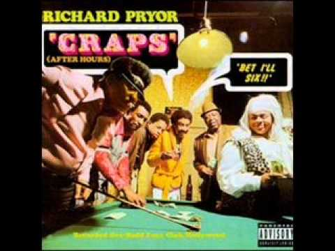 Richard Pryor Craps Full