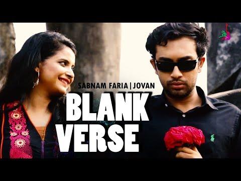Blank verse | ব্ল্যাংক ভার্স | Jovan | Sabnam Faria | Eid Drama