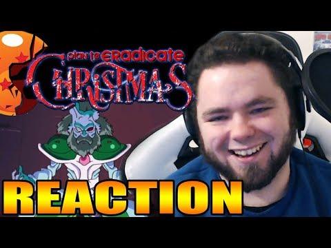 He's Gone Super Santa! | DBZ Abridged: Plan to Eradicate Christmas Reaction
