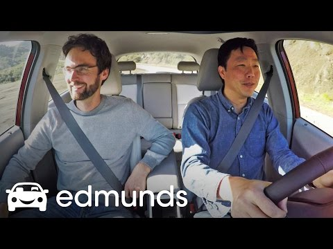 2017 Chevrolet Bolt: Driving and Handling | First Impression | Edmunds
