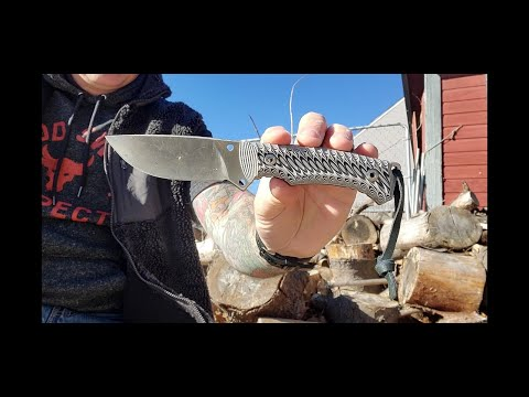 Hen & Rooster HR-002 knife review